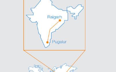 CI erhält Spulen-Großauftrag für UHGÜ-Projekt in Indien