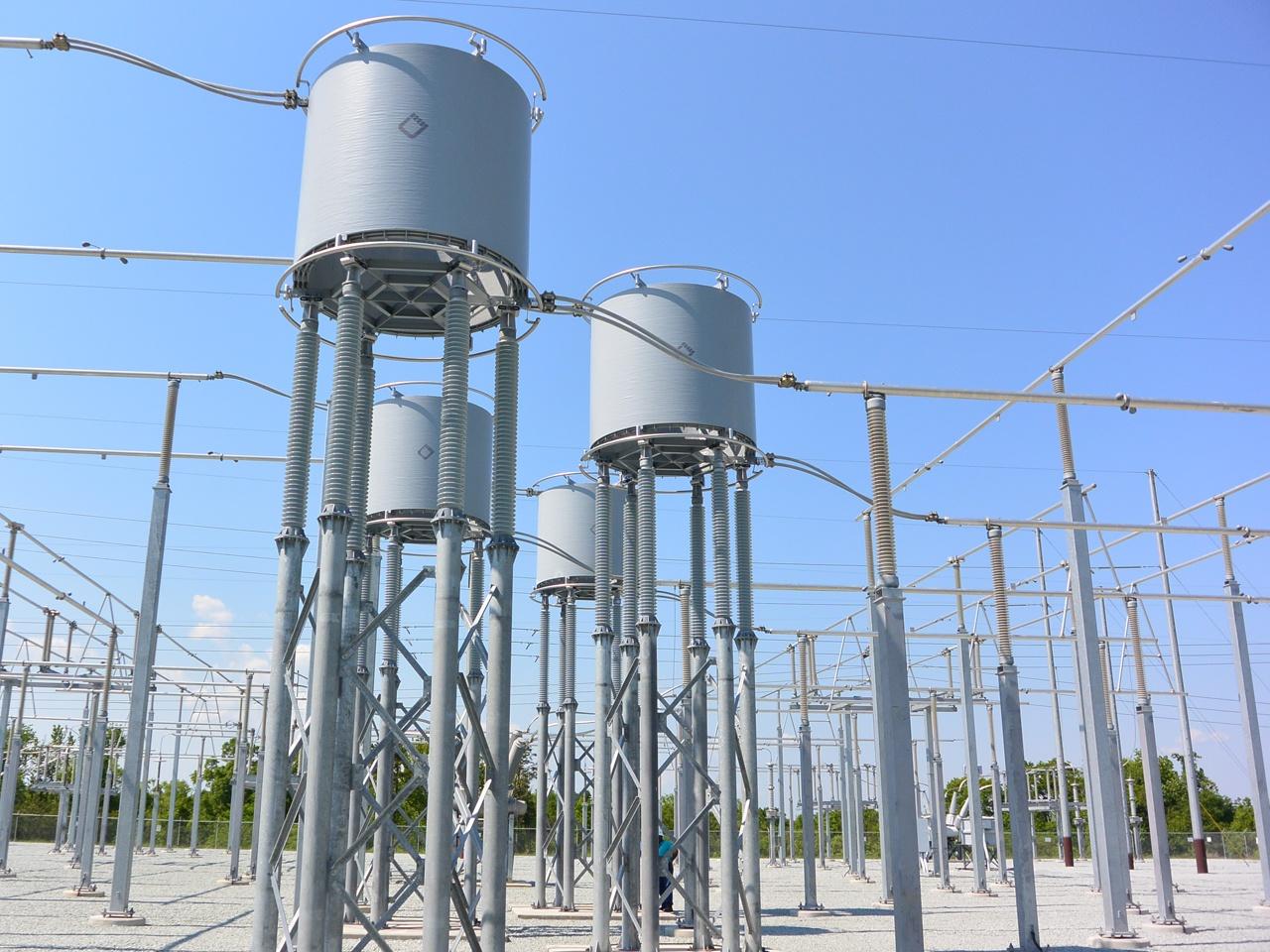 230 kV Strombegrenzungsspule (USA)