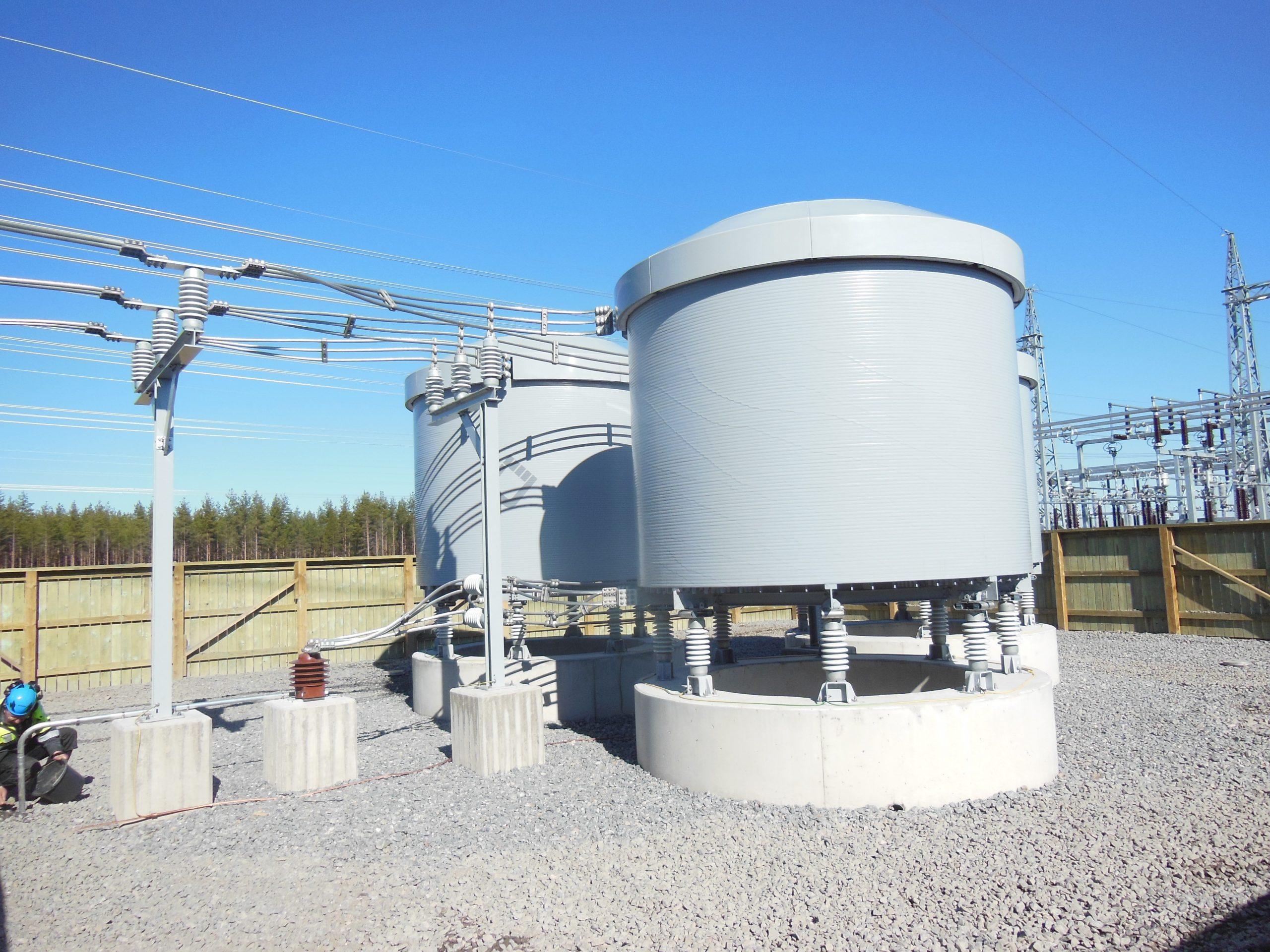 20 kV Shunt Reactors