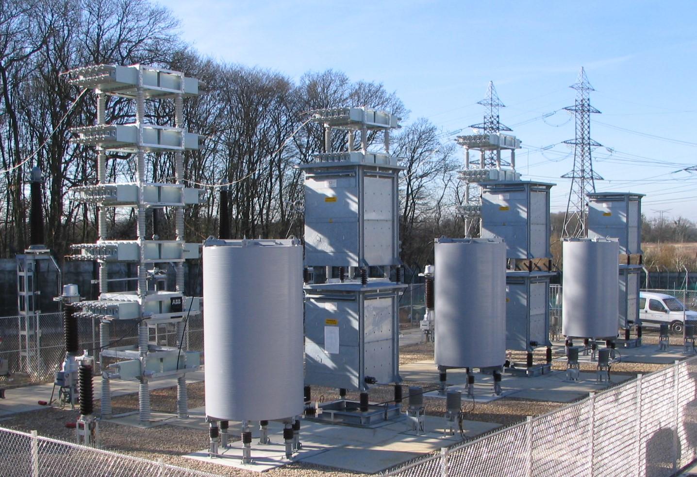 225 kV Oberschwingungsfilterdrosseln