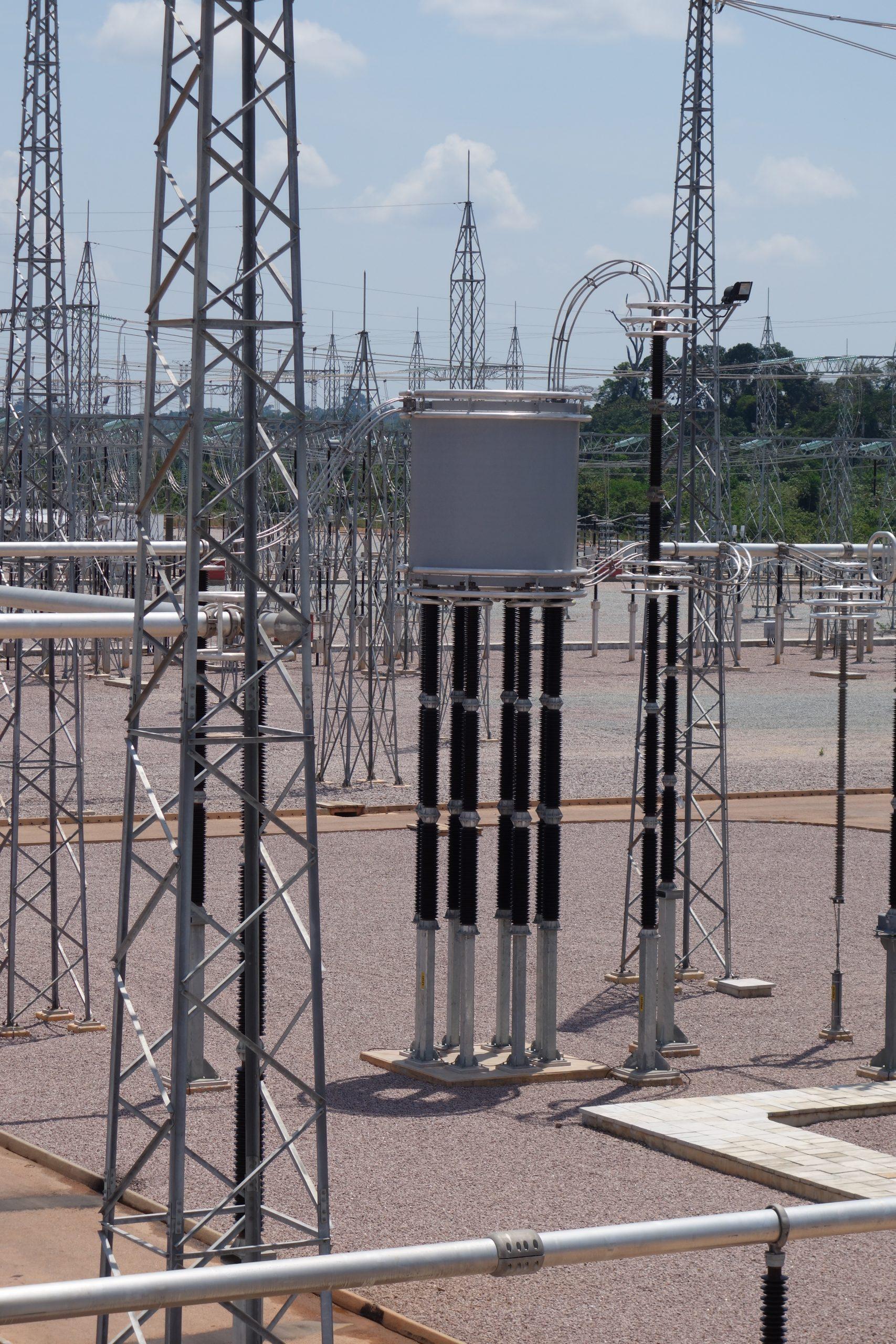 600 kV HVDC Smoothing Reactor
