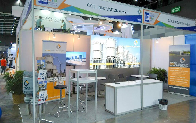 IEEE GTD Asia Exhibition 2019 in Bangkok, Thailand