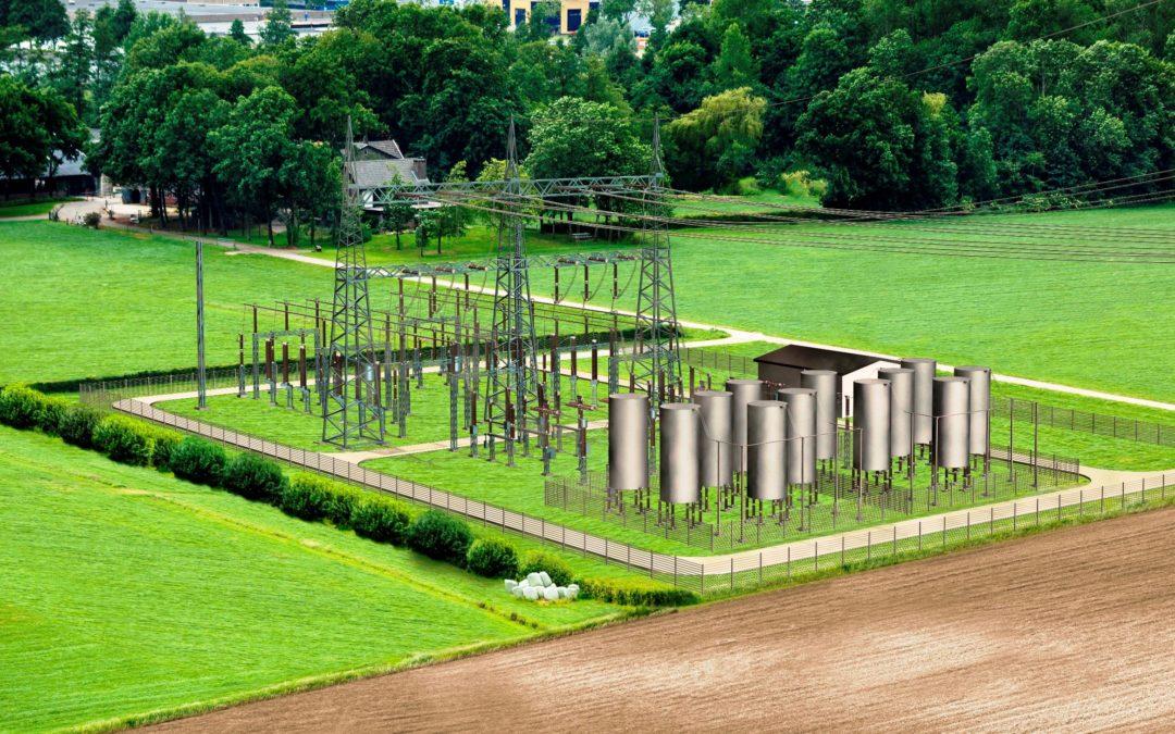 Coil Innovation gewinnt Ausschreibung über 420 kV Hochspannungs-Kompensationsspulen bei TenneT