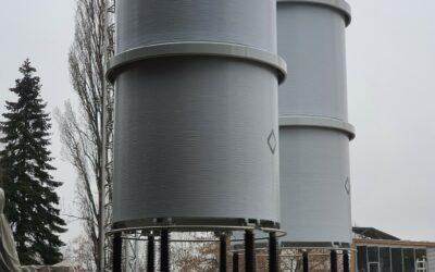 Prüfungen an einer 420kV Luftdrosselspule